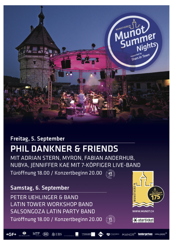 Munot Summer Music Nights 2014